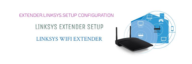 Extender.linksys.setup configuration