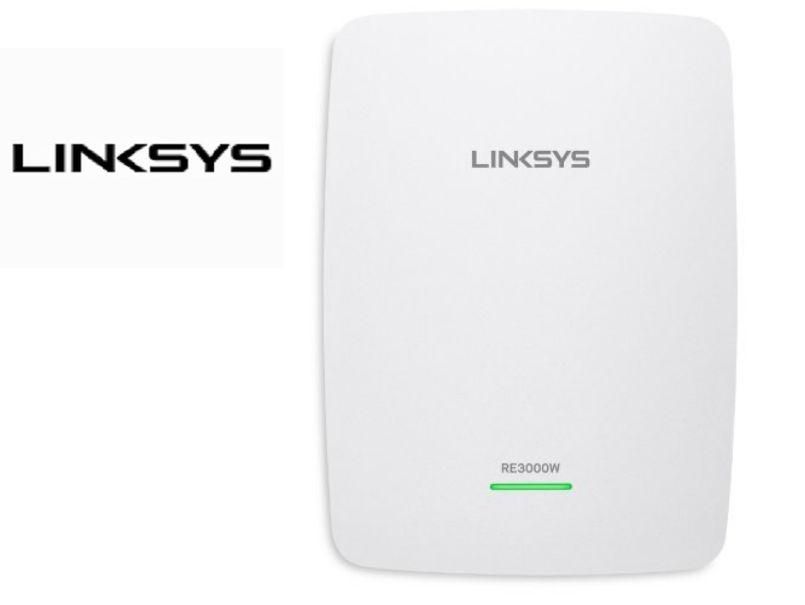 Linksys WIFI Extender Setup RE3000w