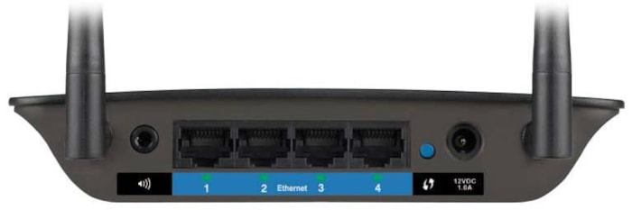 How do I connect with Linksys AC1200