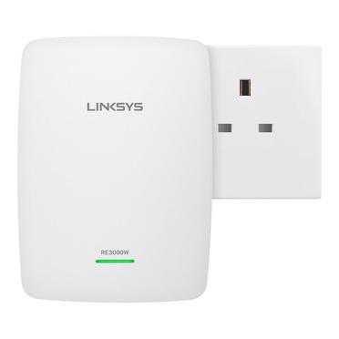 Linksys RE3000W N300 Setup